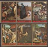 MANAMA PICTURA ( 2 serii dt.) MNH