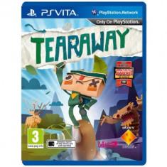 Tearaway PS Vita