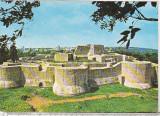 Bnk cp Suceava - Cetatea de Scaun - circulata, Printata