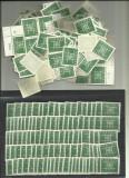 Germania MNH - lot cateva sute de timbre deparaiate (2 valori) EUROPA CEPT, Nestampilat