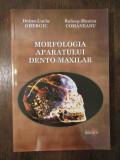 MORFOLOGIA APARATULUI DENTO- MAXILAR .GHERGIC ,COMANEANU