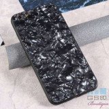 Husa iPhone 6s Plus / 6 Plus Cu Spate Din Sticla Neagra, Apple