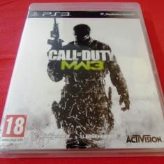 Joc Call of Duty Modern Warfare 3, PS3, original, alte sute de jocuri!, Actiune, 18+, Single player, Sony