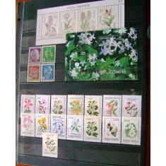 TIMBRE straine-floră