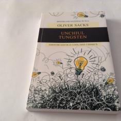 Unchiul Tungsten. Amintiri dintr-o copilărie chimică Oliver Sacks-RF17/2