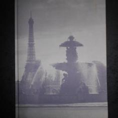 NATHALIE MONT-SERVAN - PARIS. ALBUM (1984, illustrations by Louis Monier)