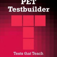 PET Testbuilder – Lucrecia Luque-Mortimer