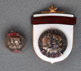 Insigne Spartachiada 1959 - Rusia - Uniunea sovietica - CCCP