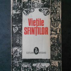 VIETILE SFINTILOR volumul 1