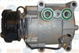 Compresor clima / aer conditionat FORD TRANSIT CONNECT (P65, P70, P80) (2002 - 2016) HELLA 8FK 351 113-811