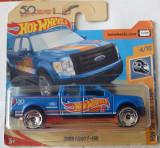 Hot Wheels, 2009 Ford F-150, 2018, sigilat