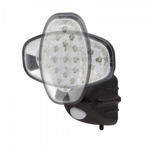 Lampa solara LED cu senzor de miscare si de crepuscul Best CarHome