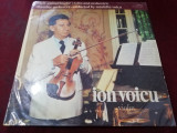 VINIL ION VOICU VIOLIN