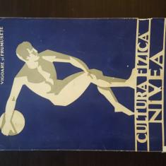 CULTURA FIZICA NIVEA - educatie fizica, sport, frumusete - Maveri Luigi