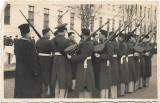 Fotografie depunere juramant militar 1939 Sibiu