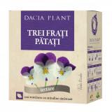 Ceai trei frati patati, 50g, Dacia Plant