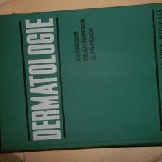 Dermatologie - S.Longhin , St.Antonescu , A.Popescu