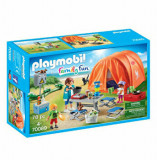 Cumpara ieftin Playmobil Family Fun, Camping - Cort camping