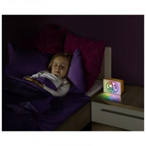 Lampa de veghe KidsLight Creative Reer, LED, model unicorn