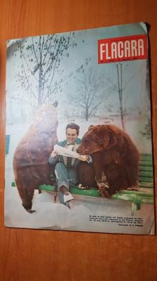 flacara 19 ianuarie 1963-art. gradistea jud.arges,fabrica de tigari bucuresti foto