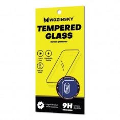 Sticla camera spate, Wozinsky Tempered Glass 9H, Huawei P30 Lite, Transparent