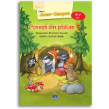 Carte Editura DPH, Povesti din padure - Nivelul II - 6-7 ani