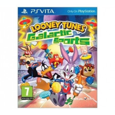 Looney Tunes Galactic Sports PS Vita