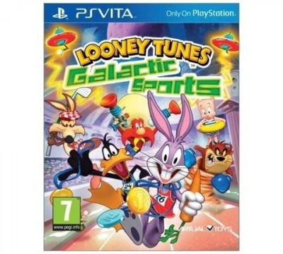 Looney Tunes Galactic Sports PS Vita foto