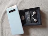 Samsung Galaxy S10 Plus, Alb, Neblocat, Smartphone