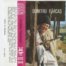 Caseta Dumitru Farcas, originala