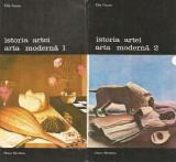 Istoria artei. Arta moderna (Vol. 1 + 2) - Elie Faure