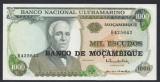 A6306 Mozambique Mozambic 1000 escudos 1972 1976 UNC