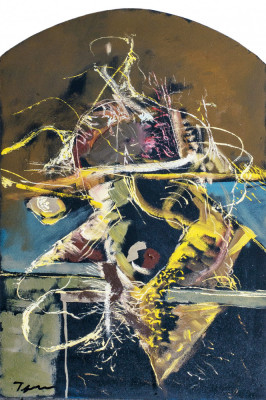 Traian Mocanu- Abstract II foto