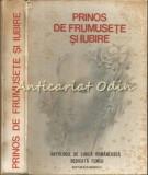 Cumpara ieftin Prinos De Frumusete Si Iubire - Gh. T. Zaharia, D. Vacariu, 1989