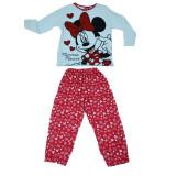 Pijama pentru fetite Minnie Mouse Disney DISM-GPYJL32573, Multicolor