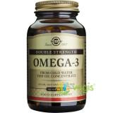 Omega 3 dublu concentrat (Ulei de peste) 700mg 60cps
