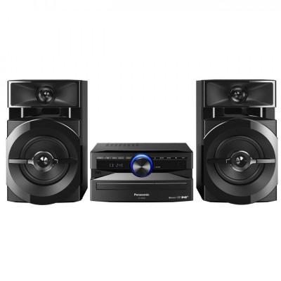 Resigilat: Sistem audio Panasonic SC-UX100E-K, 300W, Bluetooth, Negru foto