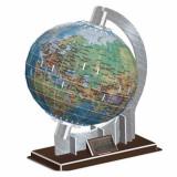Cumpara ieftin Puzzle 3D pentru copii si adulti Globul pamantesc, 71 piese