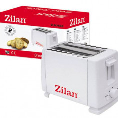 Toaster Prajitor de Paine 2 Felii Zilan ZLN7604