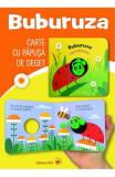 Buburuza. Carte cu papusa de deget - Agnese Baruzzi