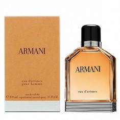 Giorgio Armani Armani Eau D'Aromes EDT 50 ml pentru barbati