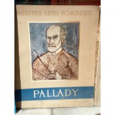 PALLADY, MAESTRII ARTEI ROMINESTI , H. BLAZIAN