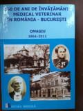 150 de ani de invatamant medical veterinar in Romania-Bucuresti- Vasile-Viorel Popa, Nicolae Cornila