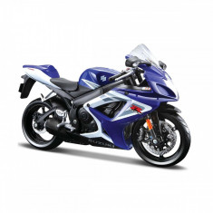 Motocicleta Maisto Suzuki GSX-R 750, 1:12