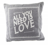 Perna decor ALL YOU NEED IS LOVE