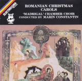 CD Colinde: Madrigal Chamber Choir - Romanian Christmas Carols ( Electrecord )