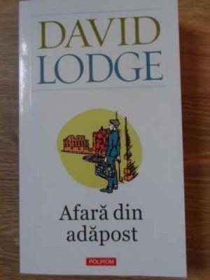 AFARA DIN ADAPOST - DAVID LODGE foto