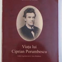 VIATA LUI CIPRIAN PORUMBESCU de STEFAN PAVELESCU , 2013