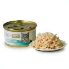 Can Brit Care Cat Kitten Chicken 80 g