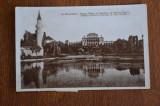 Bucuresti - Muzeul Militar si mocheia din Parcul Carol I, Circulata, Printata